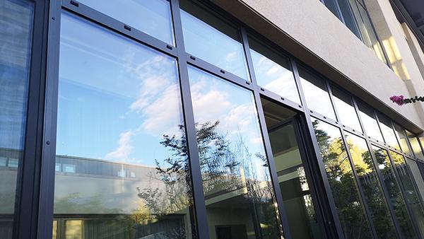 施维尔断桥铝门窗提高整体效果